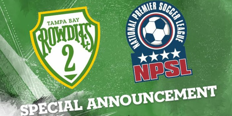 Rowdies and Strikers join NPSL